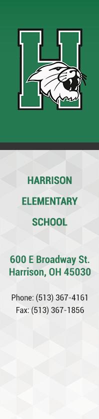 Harrison Elementary Triple Panel