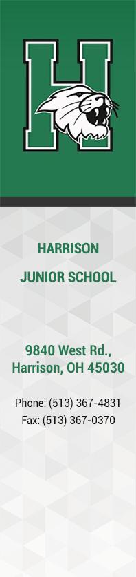 Harrison Junior School Triple Panel
