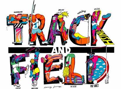 Image result for youth track clip art